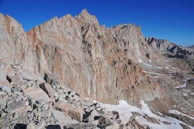 Mount Whitney and the Sierra Crest, Eastern Sierra, California