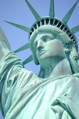 Statue of Liberty, Liberty Island, New York City
