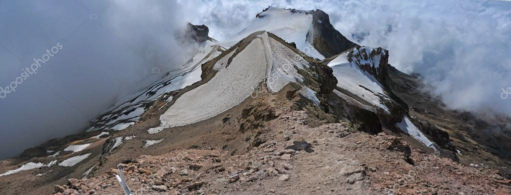 Iztaccihuatl volcano, Mexico