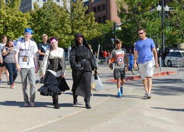 Comic Con convention, Salt Lake City, Utah