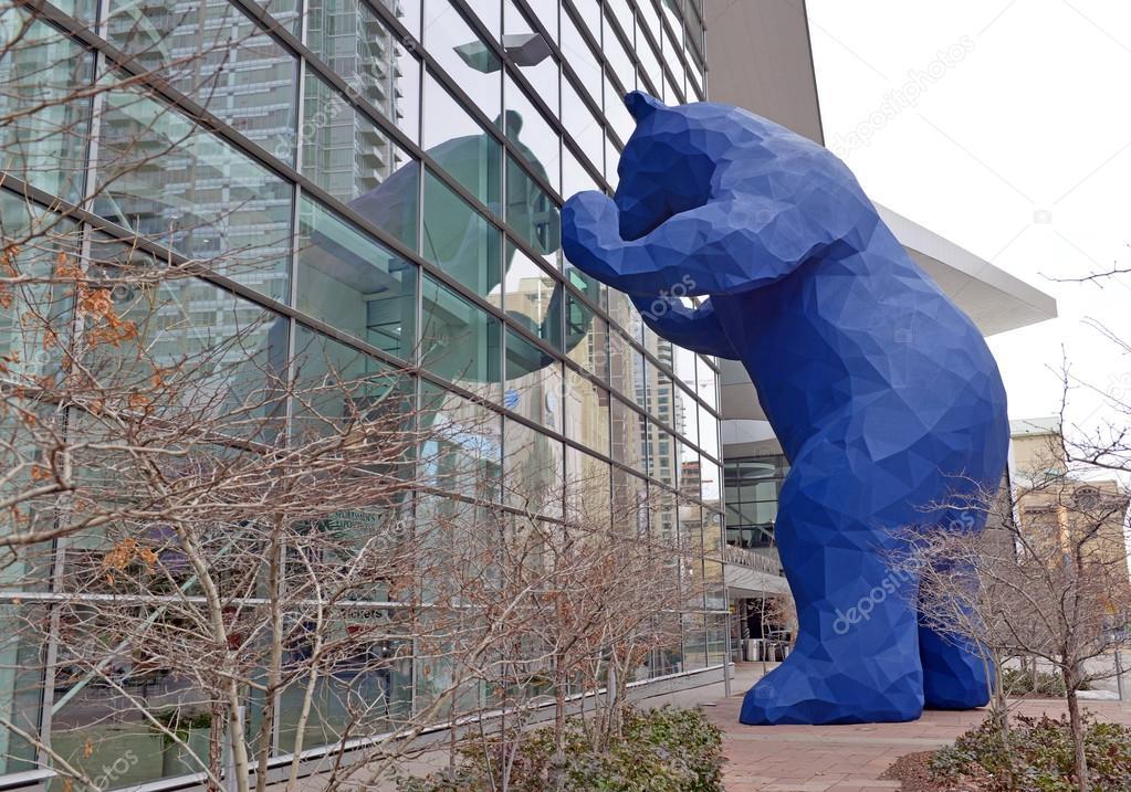 денвер синий медведь денвер Convention Center штат