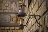 Česká republika. Hluboká nad Vltavou. Lucerna v zámku Hluboká