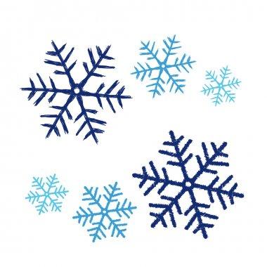 Snow flakes Doodle