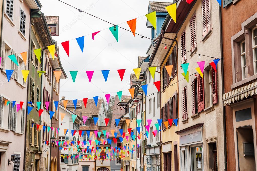 Old city prepared for carnival