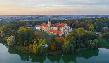 Niasvizh castle in Belarus