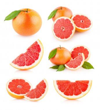 6 grapefruit images