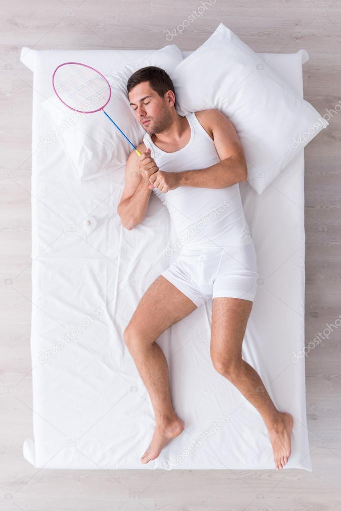 sleeping with a younger man