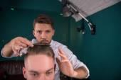 Fotografie professional  hairdressing salon