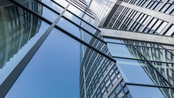 nízký úhel pohledu mrakodrap