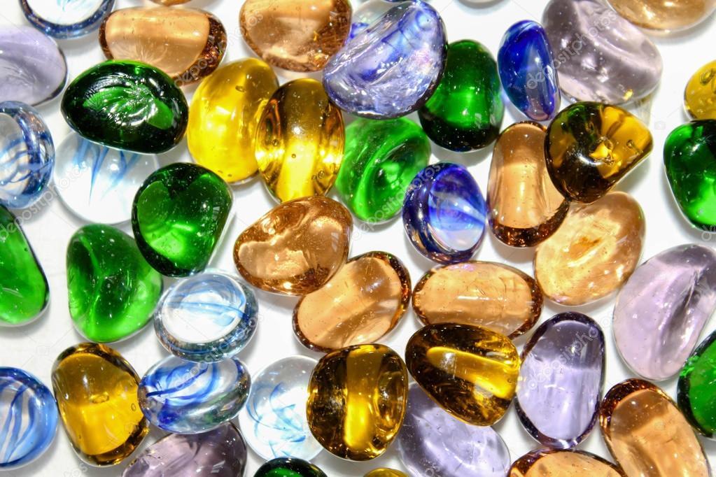 Pedras decorativas coloridas fotografias de stock for Bolsa de piedras decorativas