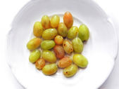 érett csemegeszőlő