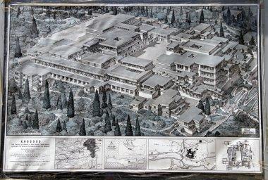 Knossos map