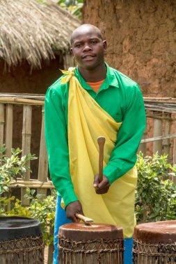 Rwanda drummers