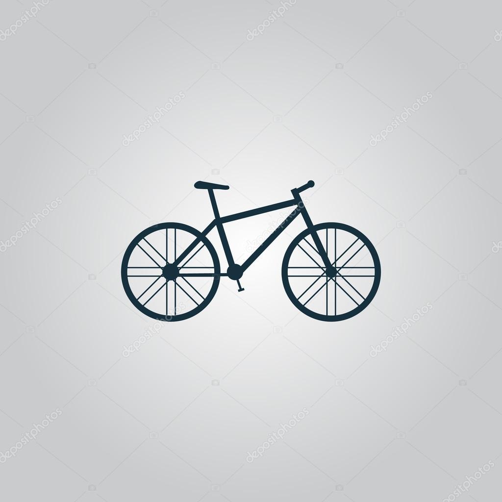 Vettore Di Bicicletta Vettoriali Stock Burntime555 66930471