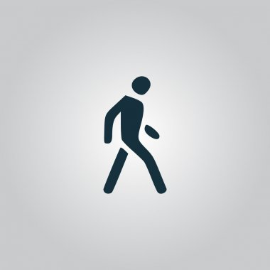 Pedestrian symbol