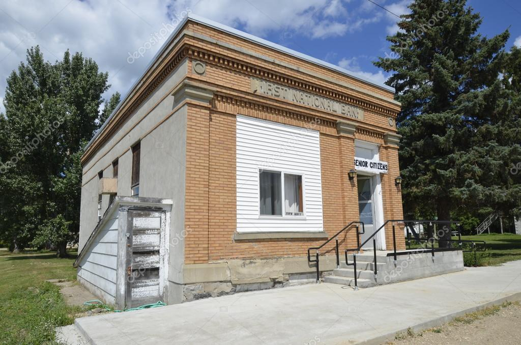 First National Bank Building, now a city hall – Stock