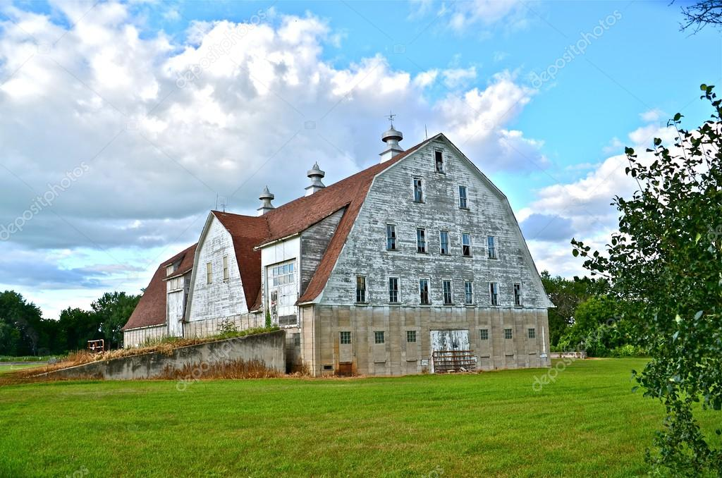 Pictures Barns To Paint Massive Huge Old Barn Stock
