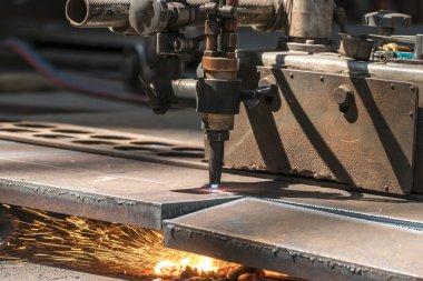 Cutting steel Cutting steel