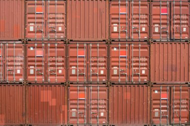 stacked containers pattern