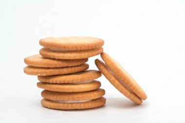 Biscuits salty crackers