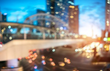 City blur 1 2 3