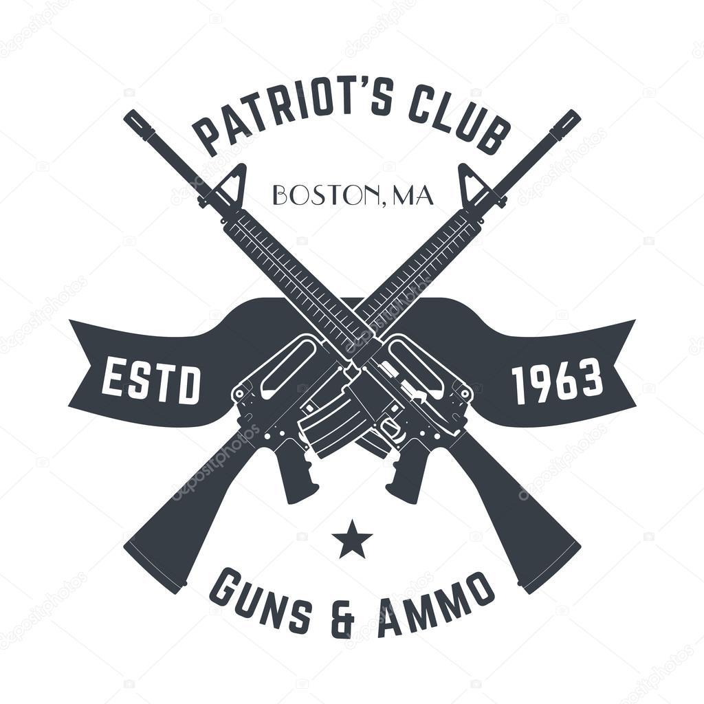 firearm logos