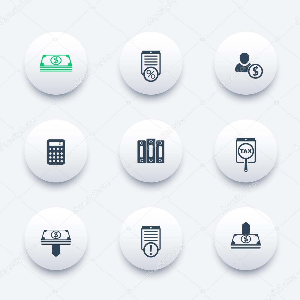 Payroll icon Stock Vectors, Royalty Free Payroll icon
