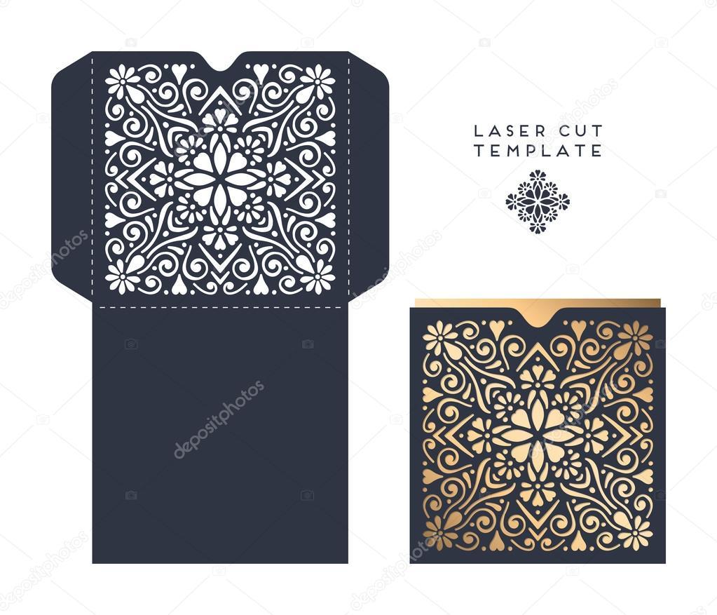 laser cut template  u2014 stock vector  u00a9 vikasnezh  122671872