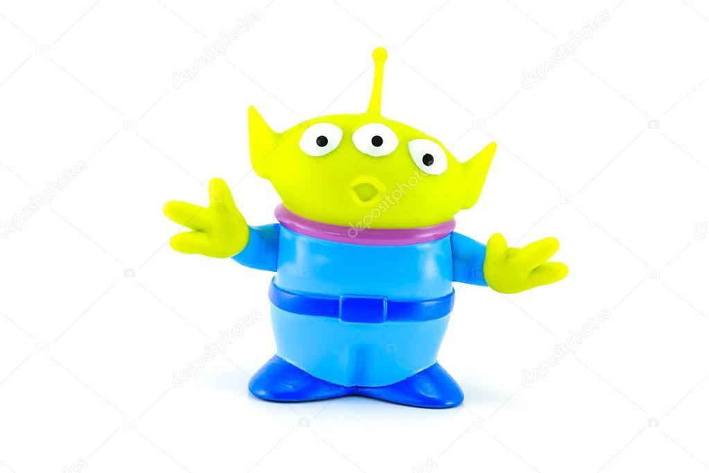 Alien Figure toy