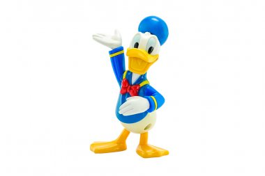 Donald Duck toy figure