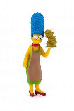 Marge Simpson figure toy character