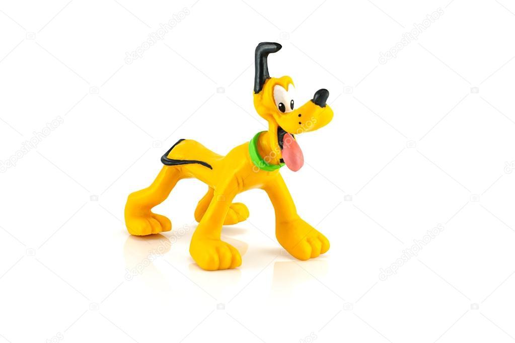 Immagini: di pluto disney. carattere di pluto cane figura giocattolo