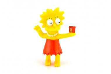 Lisa Simpson figure toy character