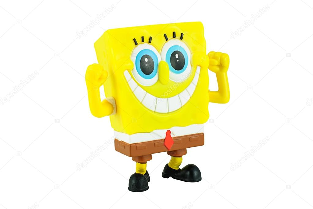 SpongeBob SquarePants toy charecter from American animated telev