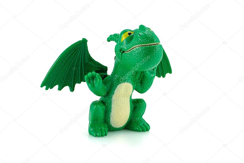 Terrible Terror dragon toy character from How to trian your drag