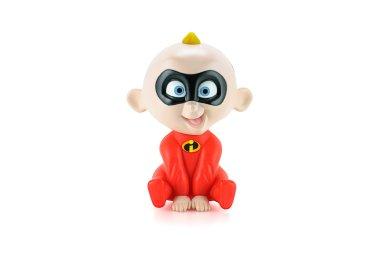 ohn Jackson Jack-Jack Parr figure toy character.
