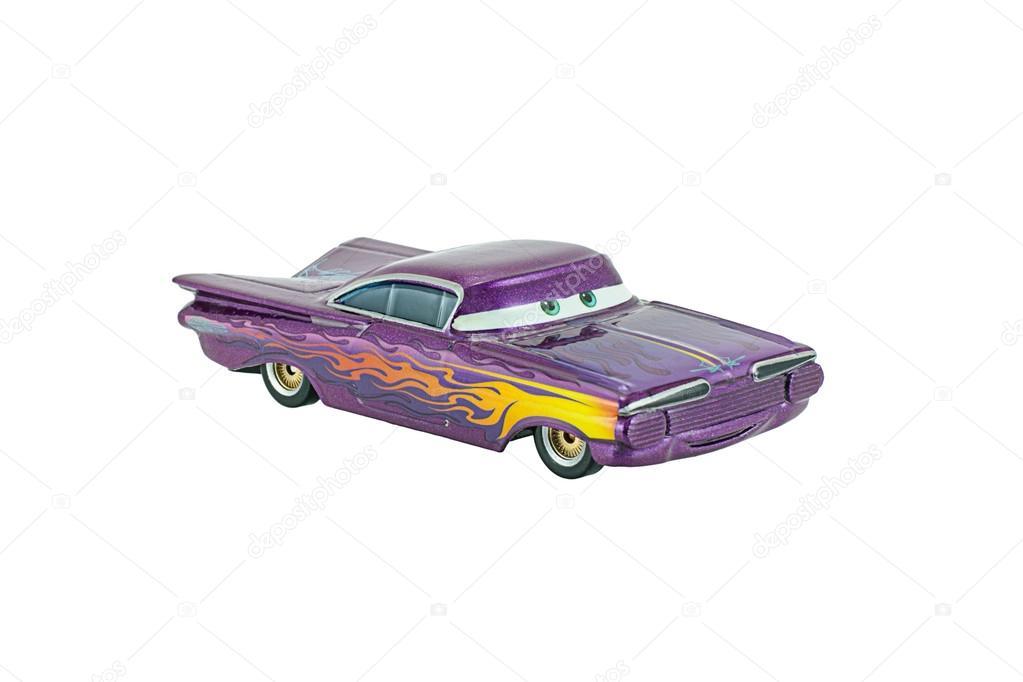 Ramone Chevrolet Impala toy car