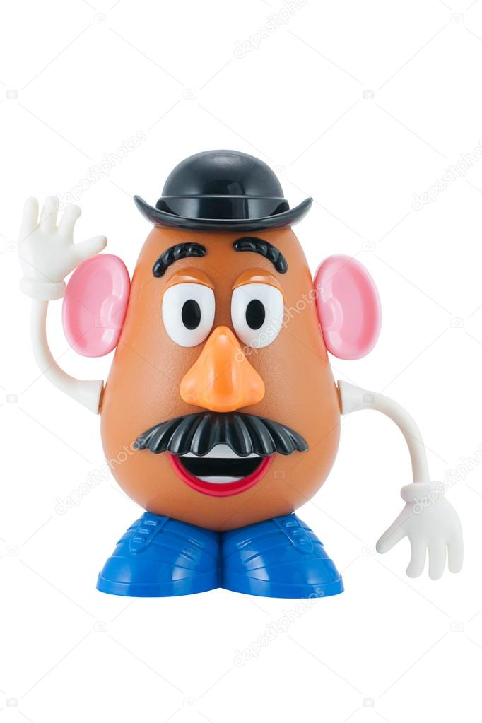Mr. Potato Head toy character from Toy Story