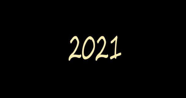 2021 Šťastný nový rok