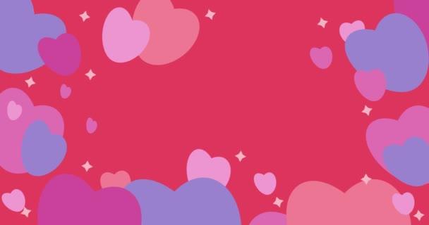 valentýnské pozadí, Valentýn, srdce