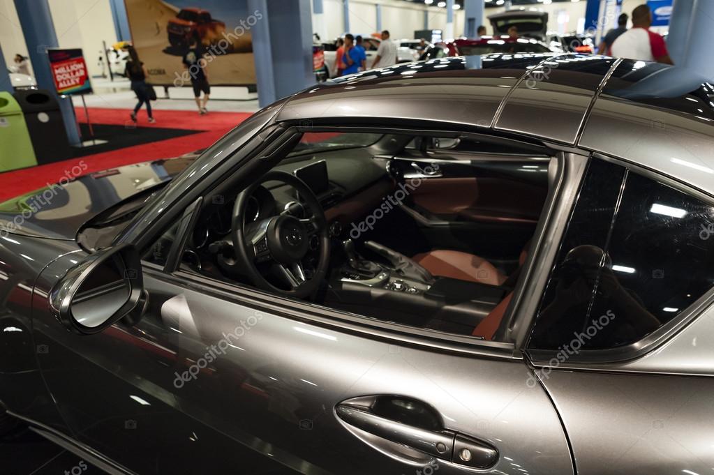 Miami Auto Show >> Miami International Auto Show Stock Editorial Photo