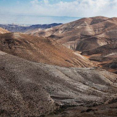 Sands of Judean Desert (Israel)