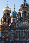 Kostel Spasitele na rozlité krve, st. petersburg, Rusko
