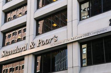 Standard & Poor's in NY