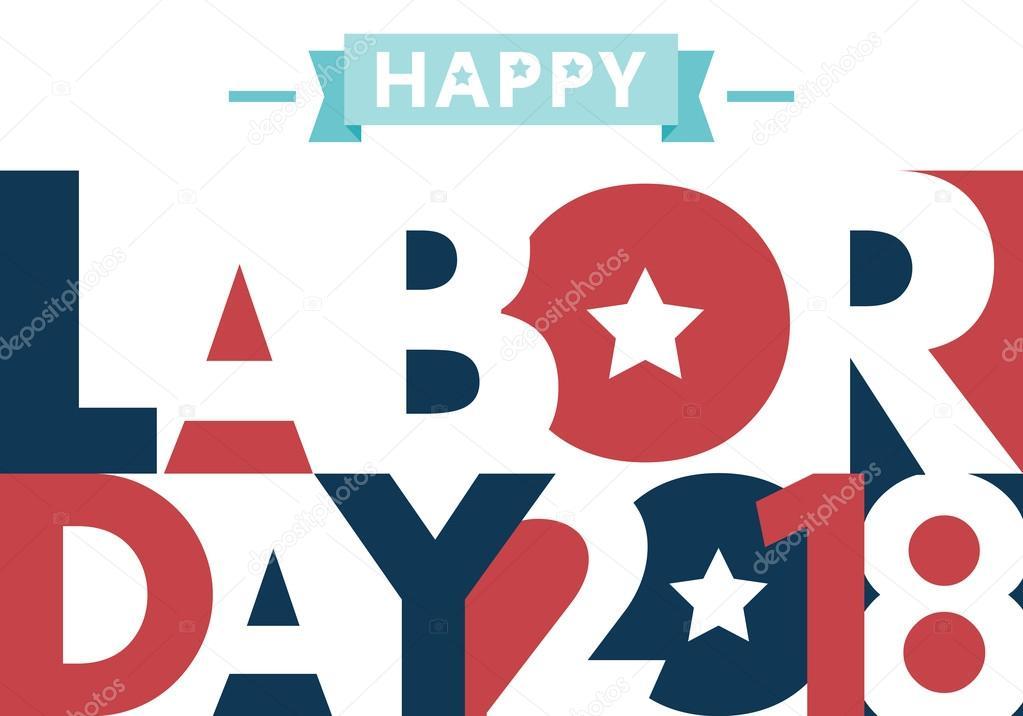 Happy Labor Day Stock Vector 169 Thailerderden10 123478012