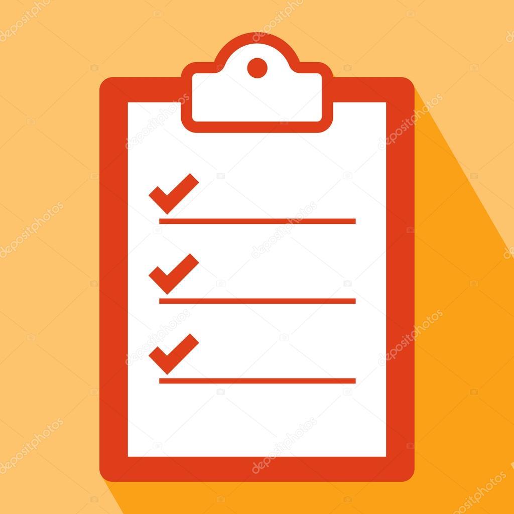 clipboard icon stock vector thailerderden10 74518875 rh depositphotos com clipboard vector icon clipboard vector free download
