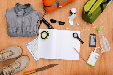 Collection of Travel, camping, backpack for exploring