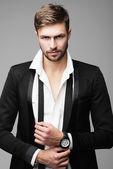 divat férfi öltöny