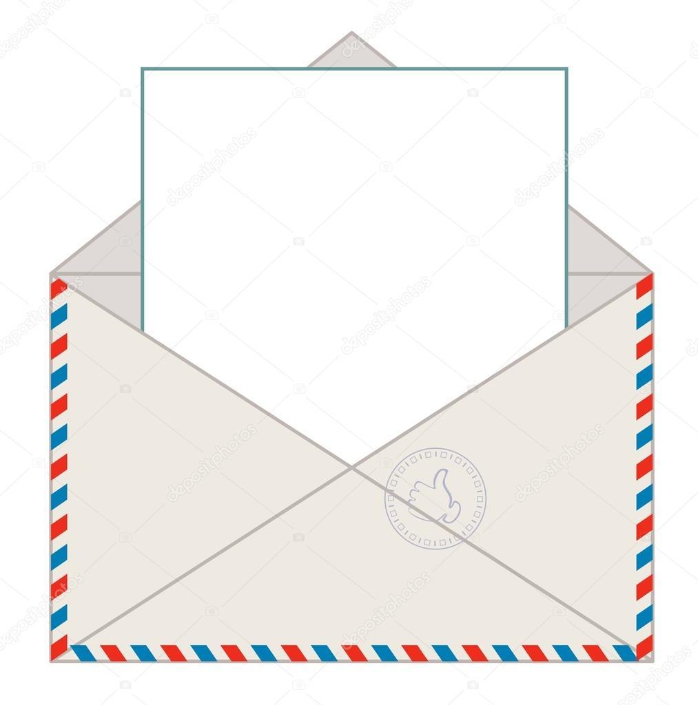 картинки для по теме конверт вид