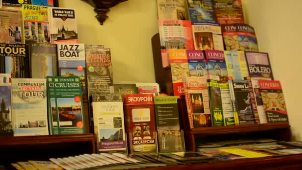 paper travel guides